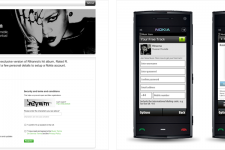 Nokia Campaign Toolkit (Web & Mobile) Screenshots